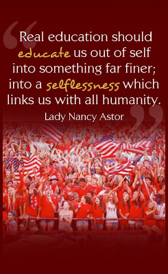 Graphic Quote by Lady Nancy Astro