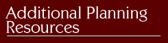 Additional Planning Resources