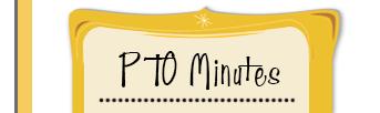 PTO Minutes