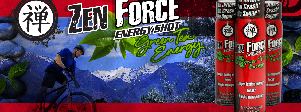 Zen Force Energy Shot