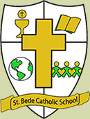 St. Bede Catholic School logo