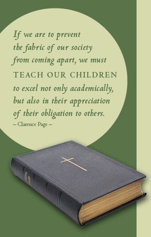 Our Campus Ministry Quote
