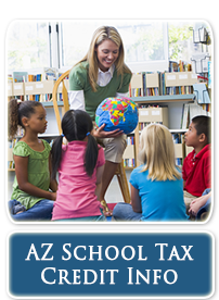 Arizona School Tax Credit Information