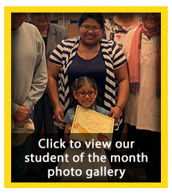 Student of the Month Photo Gallery - January 2019