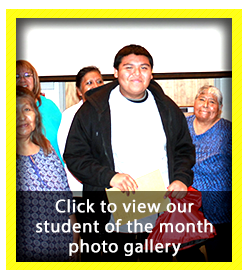 Student of the Month Photo Gallery - March 2018