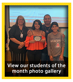Student of the Month Photo Gallery - July 2019