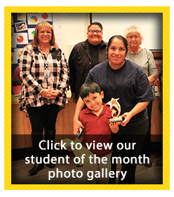 Student of the Month Photo Gallery - September 2018