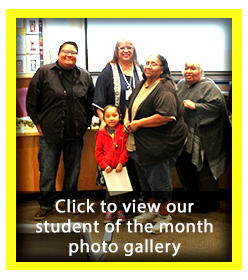Student of the Month Photo Gallery - November 2017