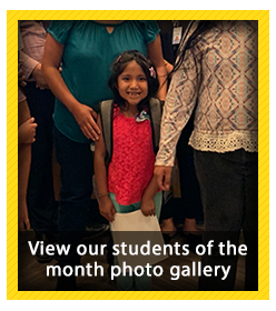 Student of the Month Photo Gallery - October 2019