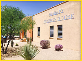 Sunrise House Family Resource Center Si' alig Ki