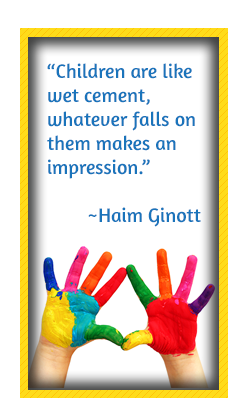 Haim Ginott quote