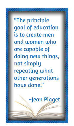 Quote by Jean Piaget