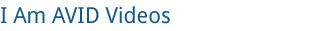 I Am Avid Videos