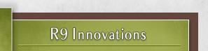 R-9 Innovations