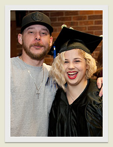 Graduate and adult