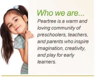 Who We are: Peartree is a warm and loving community.