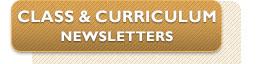 Classroom & Curriculum Newsletters