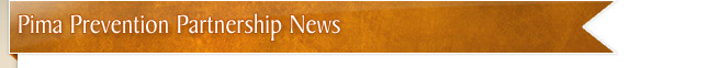 Pima Prevention Partnership News
