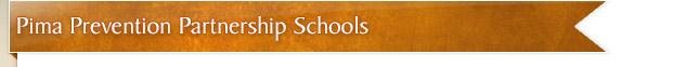 Pima Prevention Partnership Schools