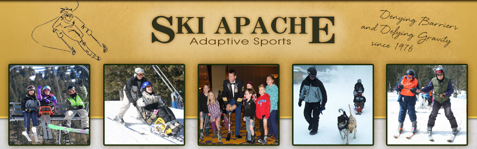 Ski Apache Disabled Skiers Program