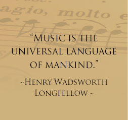~Henry Wadsworth Longfellow quote