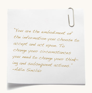 Quote by Adlin Sinclair