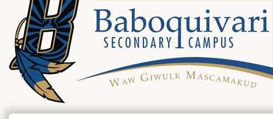 Baboquivari Secondary Campus