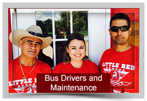 Bus Drivers and Maintenace
