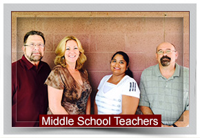 Middle School Teachers