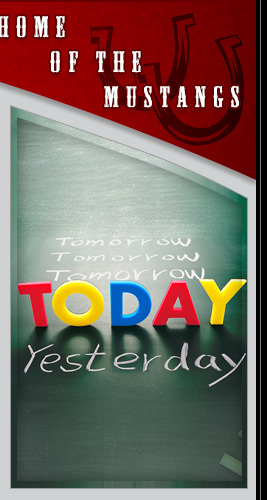 Tomorrow, Today, Yesterday Graphic
