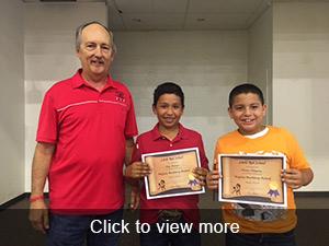 4th Quarter Student Awards Photos