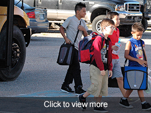 First Day of School Photo Gallery