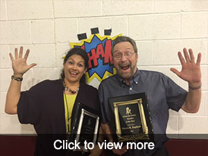 Teacher and Employee of the Year Photos