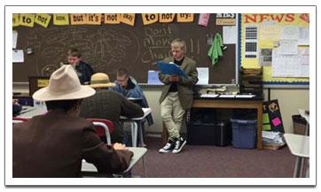 MHS Teachers and Students