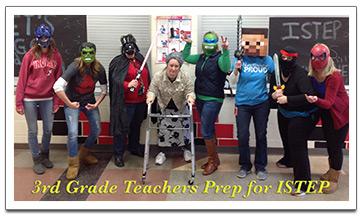 3rd Grade Istep prep