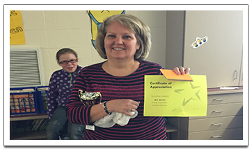 Teacher STARs of the Week