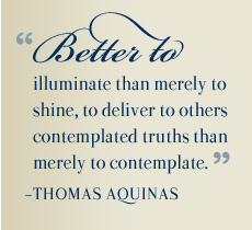 Quote by Thomas Aquinas