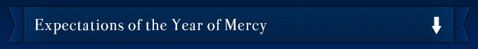 Expectations for the Year of Mercy