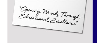 Opening Minds Through Educational Excellence