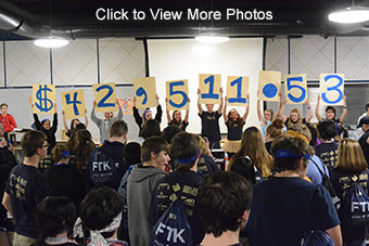Mini-Thon Raises Over $42,000 for Four Diamonds Fund