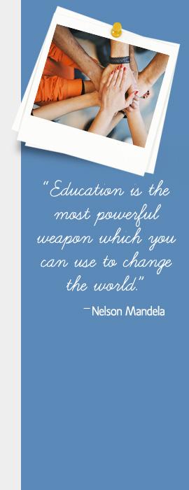 quote-Nelson Mandela
