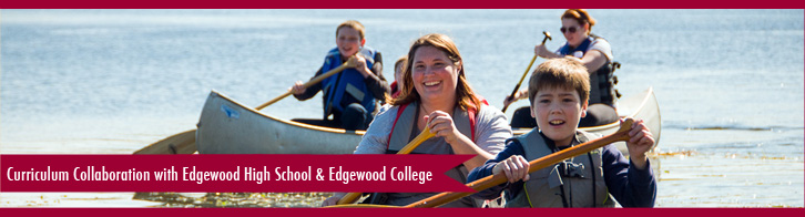 Curriculum Collaboration with Edgewood High School & Edgewood College