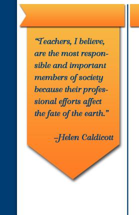Helen Caldicott Quote