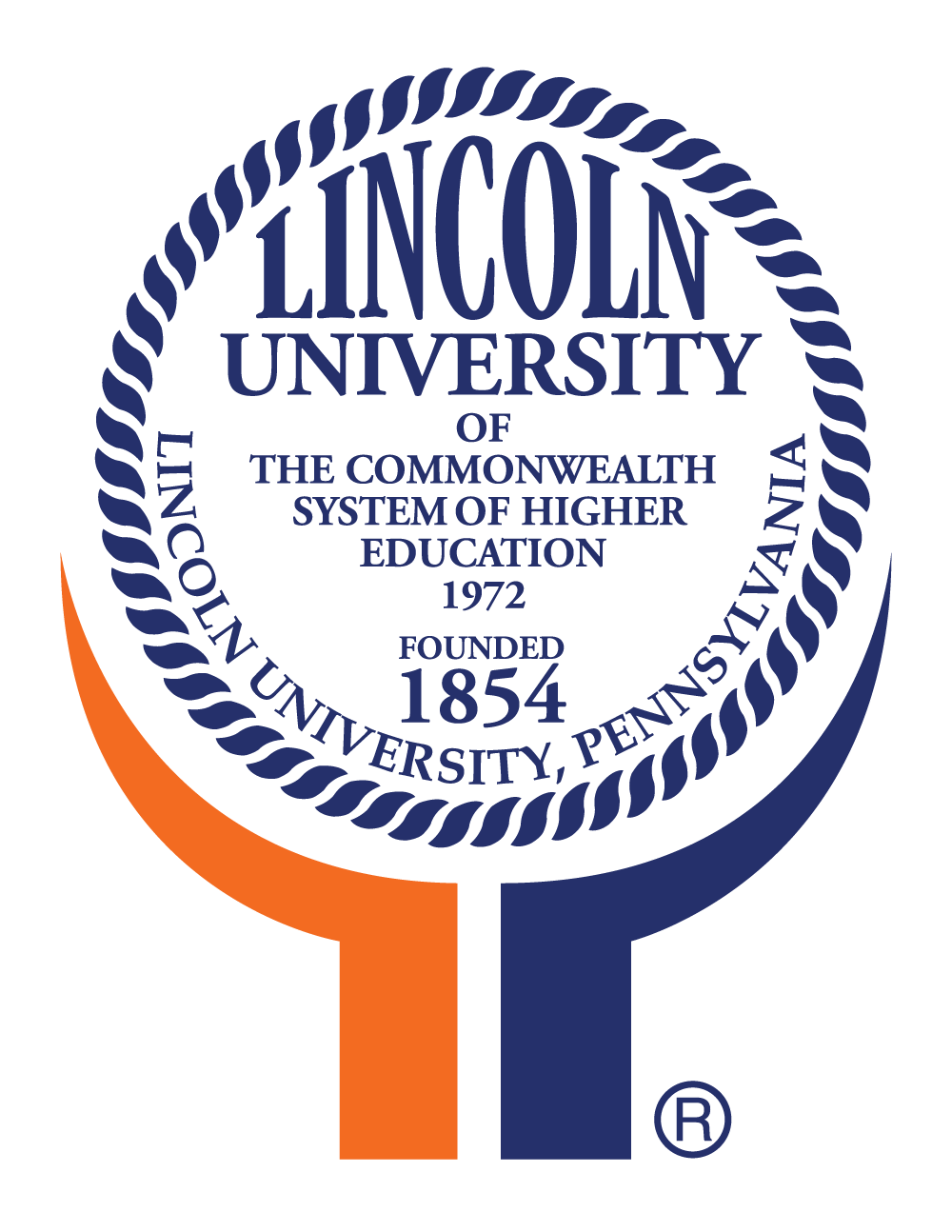 Lincoln University of The Commonwealth System of Higher Education 1972 - Founded 1854