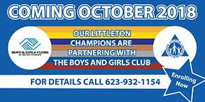 Boys and Girls Club Partnership Flyer