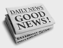Newspaper Good News!