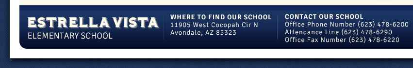 11905 West Cocopha Cir N Avondale, AZ 8532