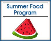 Summer Food Button