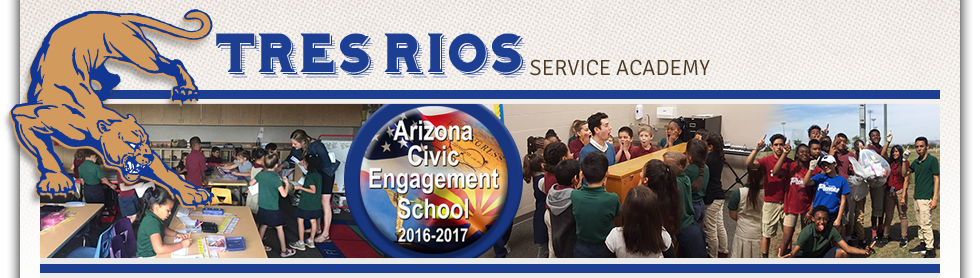 Tres Rios Elementary. Arizona Civic Engagement School 2016-2017