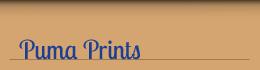 Puma Prints